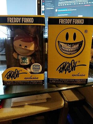 Funko Vinyl Figure: Freddy Funko (Ron English) 1000 Pieces - LIMITED - SOLD OUT!