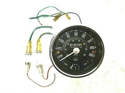Jaeger Smiths SN 4423 1408 Speedometer Fuel Gauge Classic Car Parts