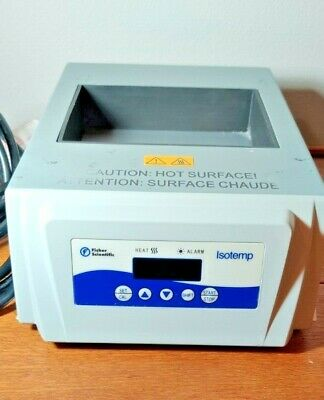 Used Fisher Scientific Isotemp