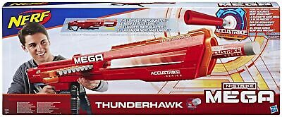 Nerf N-Strike Mega AccuStrike Series Thunderhawk 8+ Years Rivals