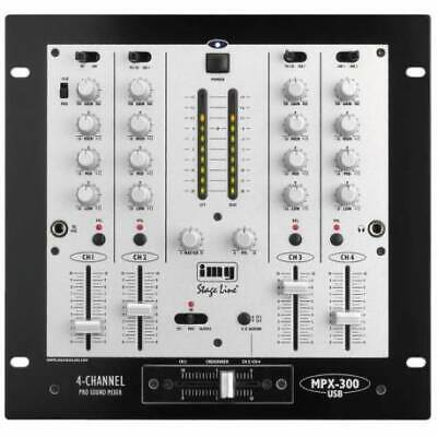 IMG Stage Line MPX-300USB stereomixer