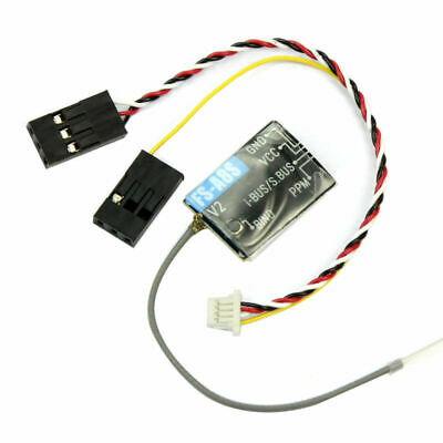Flysky FS-A8S Receiver 2.4G 8CH PPM For RC Helicopter Quadcopter