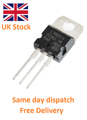 Voltage Regulators 78XX, 79XX, LM317 TO-220 *BUY 2 GET 1 FREE*
