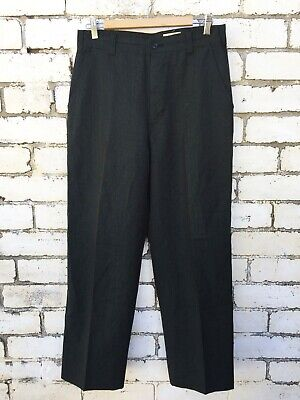 R.Newbold by PAUL SMITH Miners Pants - Peaky Blinders Wool Suit Trousers W32 L30