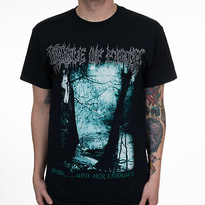 CRADLE OF FILTH T-Shirt Dusk And Her Embrace - Size L - OFFICIAL MERCHANDISE
