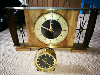 Clocks for spares - two wind up clocks