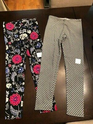 OLD NAVY NEW! Girls leggings LOT. SZ XL, 14 SO CUTE!