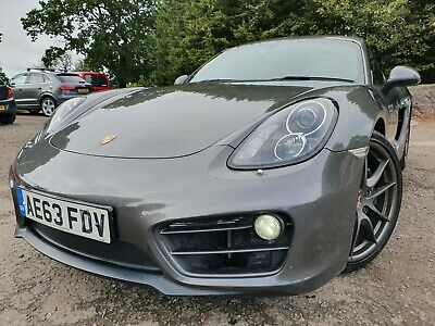 2013/63 Porsche Cayman 2.7 Pdk - Satnav, Bluetooth, Cruise, Leather, Stunning