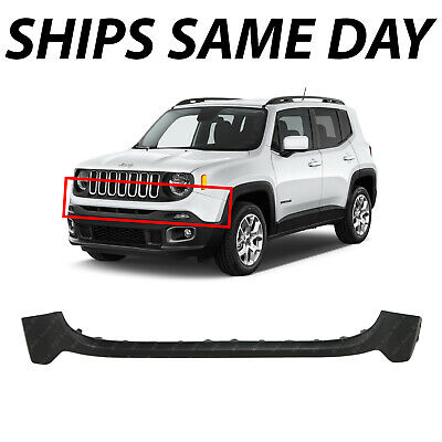 Front Bumper Cover Compatible with 2015-2018 Jeep Renegade Upper Primed