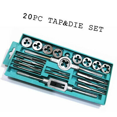 20 in 1 Professional Premium Alloy Steel High Quality Durable Tap and Die Kit