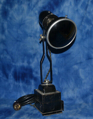 Vtg Hanovia Chemical & MFG co. Therapy Quack Medicine Light Medical Lamp