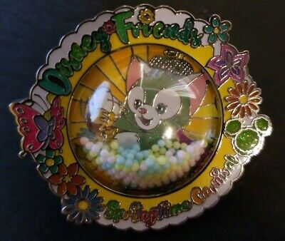 Disneyland Hong Kong Disney Friends Springtime Carnival Gelatoni Pin