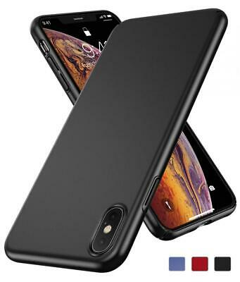 RANVOO Cover iPhone XS Custodia iPhone XS in Plastica Dura PC