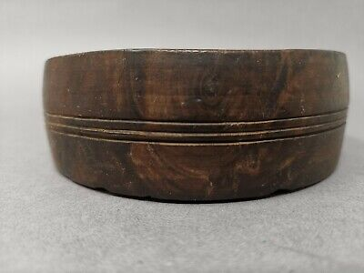 Philip's Carmel Estate Old Chinese Ming Huanghuali Wood PaperWeight Asian China