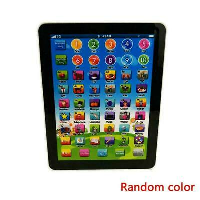 New Kids Children TABLET PAD Educational Learning Toys Baby For Boys Girls E3U8