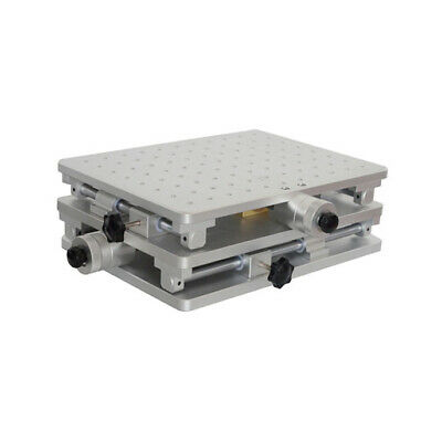 Laser Marking Machine XY Axis Positioning Moving Work Table 2D Workbench