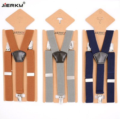 Adjustable Y- Back Suspenders Toddler Kids Suspenders Wedding Suspenders Braces
