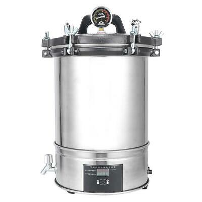 280CB 18L Stainless Steel Autoclave Sterilizer Automatic Medical Sterilizer