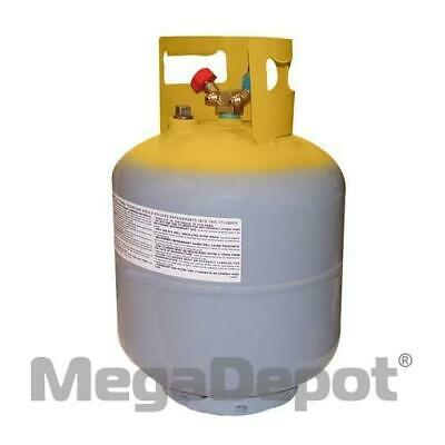 Mastercool 63010, 50 lb DOT-Approved Recovery Cylinder