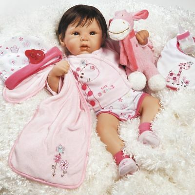 Paradise Galleries, Tall Dreams Doll Ensemble, 19 Inch, Ages 3