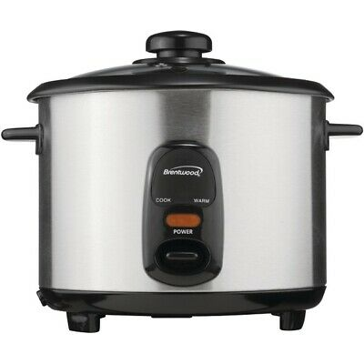 BRENTWOOD(R) APPLIANCES TS-15 Brentwood Appliances 8-Cup Rice Cooker