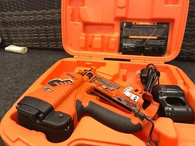 Paslode Im65 Angled Lithium Ion 2Nd Fix Bradder In  Good Condition Tool 731