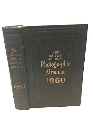 Vintage Book 'The Bristol's has Journal- Photographic Almanac 1960