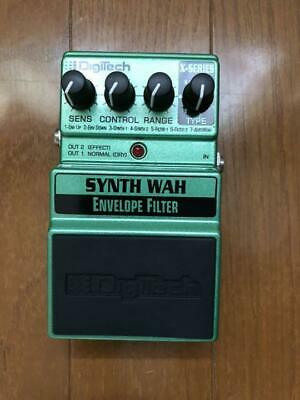 DigiTec synth wah Guitar Pedal Effect FREE SHIPPING