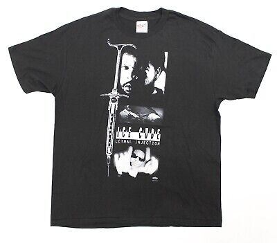 Vintage Ice Cube Lethal Injection Rap T-Shirt