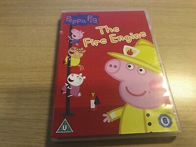 BOXED - Peppa Pig - The Fire Engine (DVD)