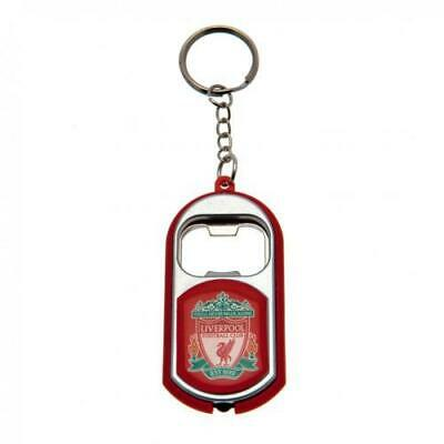 Liverpool FC Official Torch Bottle Opener Keyring Brand New