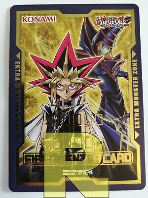 YAMI YUGI (MUTO) FIELD CENTER CARD / Centro Campo ® DUDE Yugioh