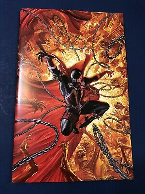 Spawn 301 L Alex Ross Virgin Variant Nm/M