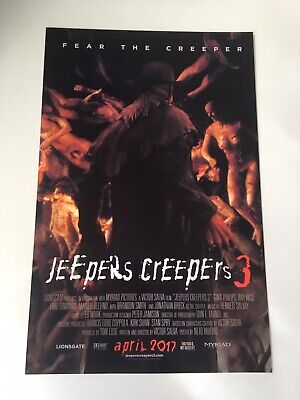 Jeepers Creepers 3 11x17 Movie Poster (2017)