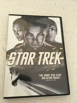 Star Trek (2009 Dvd)