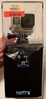 GoPro HERO4 Action Camera Standard Edition Black