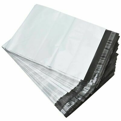 1-5000 Multi-Pack 6x9 White Poly Mailers Shipping Envelopes Self Sealing Bags