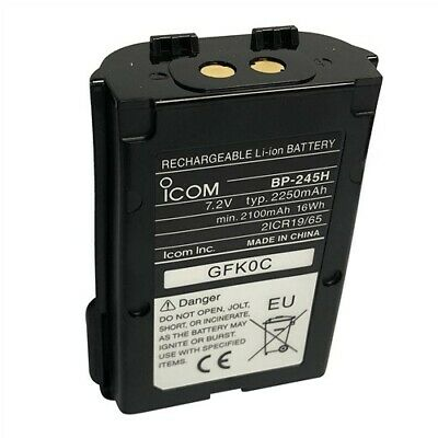 Icom Li-Ion Battery f/M72 & M73