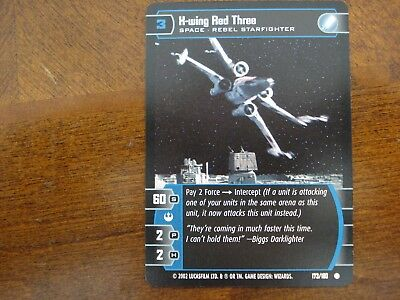ANH Greedo A #16 Rare Star Wars TCG