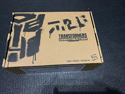 Transformers Generations Select War for Cybertron Siege Smokescreen (In Hand)