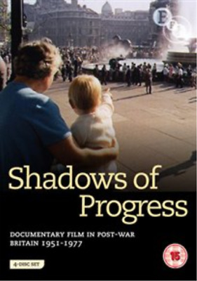 Shadows of Progress - Documentary Film in Post-war Britain... DVD NEW