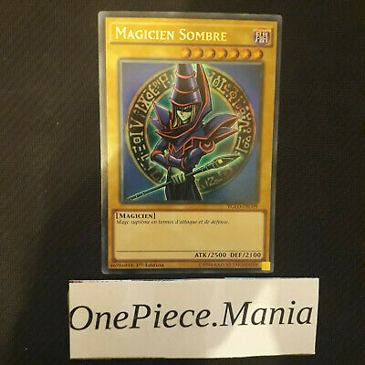 Yu-gi-oh! Magicien Sombre YGLD-FRC09 1st