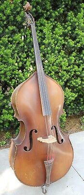 1954 King Mortone 3/4 Bass Violin H N White Company #2939 *LOCAL PICK UP ONLY*