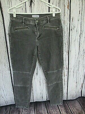 Ann Taylor Loft Women's Size 8 Made And Loved Modern Skinny Ankle corduroy Pant