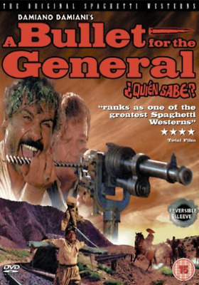 Klaus Kinski, Lou Castel-Bullet for the General DVD NEW