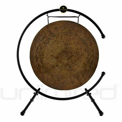 "22"" Chinese Gongs on the Meinl Table Gong Stand (TMTGS-L)"