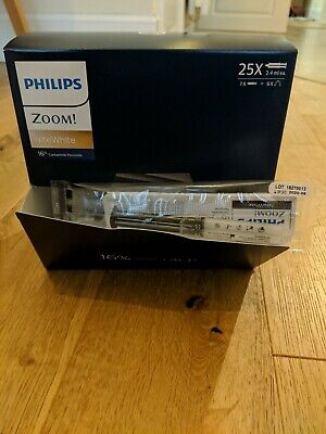 Philips Zoom Nitewhite 16% x 1 Syringes 2.4ml Fresh Stock Fast UK Delivery