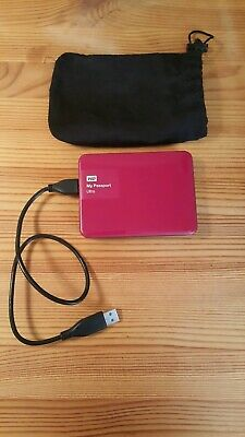 Portable Hard Drive 2TB Nearly New