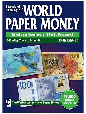 catalogo world paper money, dal 1961 a oggi. in PDF
