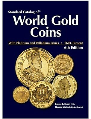 catalogo World gold coins. in PDF